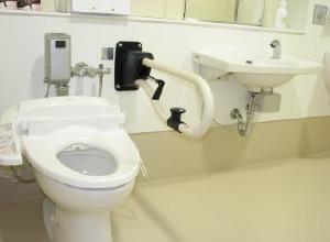 トイレ(汚染拡散防止区域)
