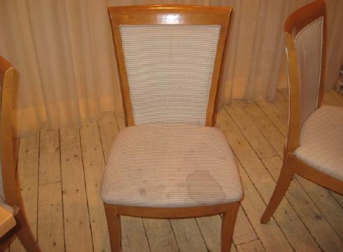 椅子 施工前