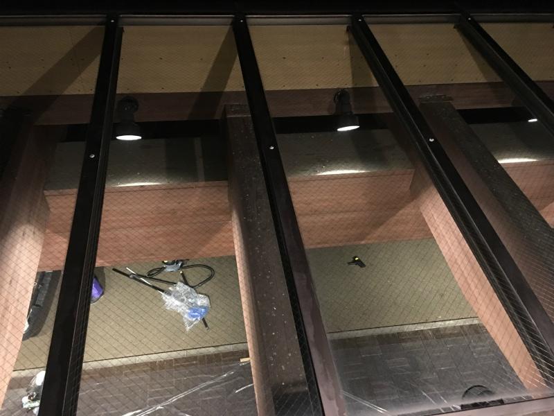 厨房排気機器清掃・保守点検 /茨城県 Oホテル様