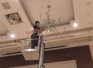 ICWC (壁/天井清掃システム)