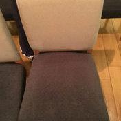 椅子、ソファー、ベンチシートクリーニング