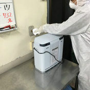 ノロウィルス消毒洗浄
